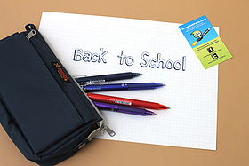 Pen Perks: Back to School Pen Case + Pens Giveaway