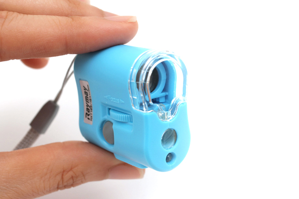 Raymay Handy Mini Microscope - Blue - RAYMAY RXT123A