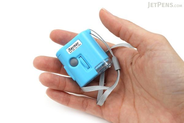 Raymay Handy Mini Microscope - Blue - RAYMAY RXT123A