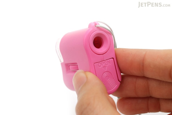 Raymay Handy Mini Microscope - Pink - RAYMAY RXT123P
