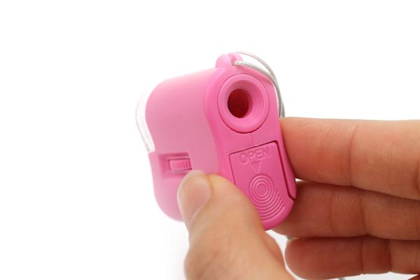 Raymay Handy Mini Microscope - Pink - RAYMAY RXT123P