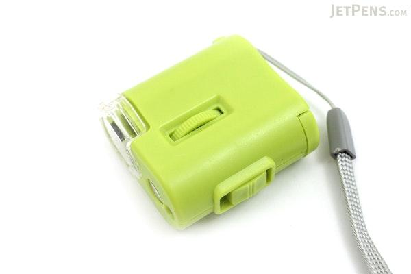 Raymay Handy Mini Microscope - Green - RAYMAY RXT123M
