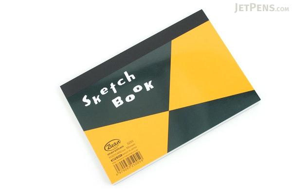 Maruman Zuan Series Sketch Book Sketch Pad - Postcard Size - MARUMAN S255