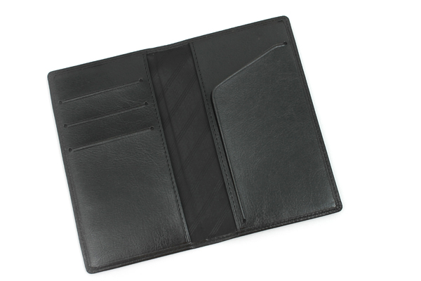 Raymay Gloire Notebook Cover - Compact Size - Black - RAYMAY GCC159B