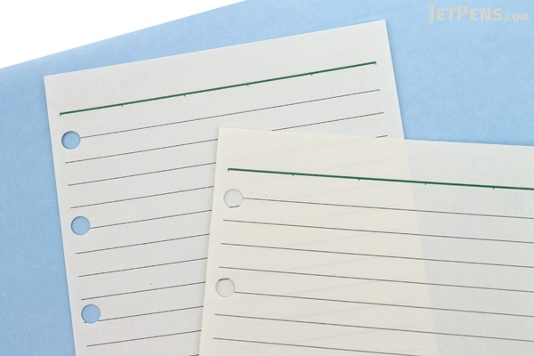 Raymay Davinci Refill Pages - Pocket Size - 5 mm Ruled - 30 Sheets - RAYMAY DPR207