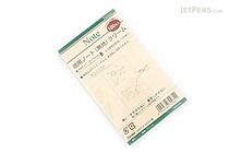 Raymay Davinci Refill Pages - Pocket Size - Plain - 100 Sheets - RAYMAY DPR264L