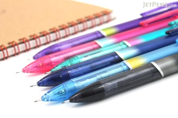 Pilot Fure Fure Sprinter Shaker Mechanical Pencil - 0.5 mm - Pink / Soft Blue - PILOT HFST20R-PSL