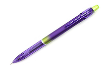 Pilot Fure Fure Sprinter Shaker Mechanical Pencil - 0.5 mm - Violet / Green - PILOT HFST20R-VG