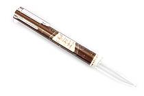 Uni Style Fit 5 Color Multi Pen Body Component - Antique Brown - Limited Edition - UNI UE5H258.ABR
