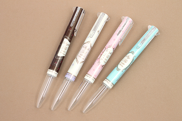 Uni Style Fit 5 Color Multi Pen Body Component - Antique White - Limited Edition - UNI UE5H258.AW