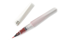 Kuretake Zig Wink of Stella Glitter Brush Pen - Red - KURETAKE MS-55-020