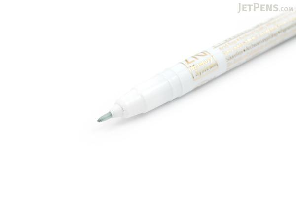 Kuretake Zig Wink of Stella Glitter Marker - 0.8 mm - Dark Green - KURETAKE MS-40-042