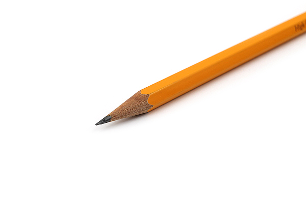 Tombow 2558 Pencil - H - TOMBOW 2558-H