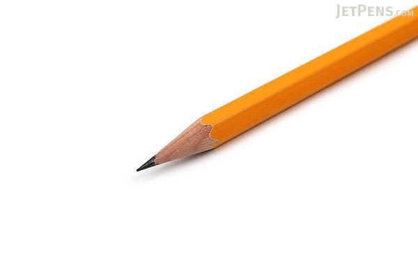Tombow 2558 Pencil - B - TOMBOW 2558-B