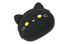 P+G Mimi Pochi Friends Case - Black Cat - P+G MIMI KURO