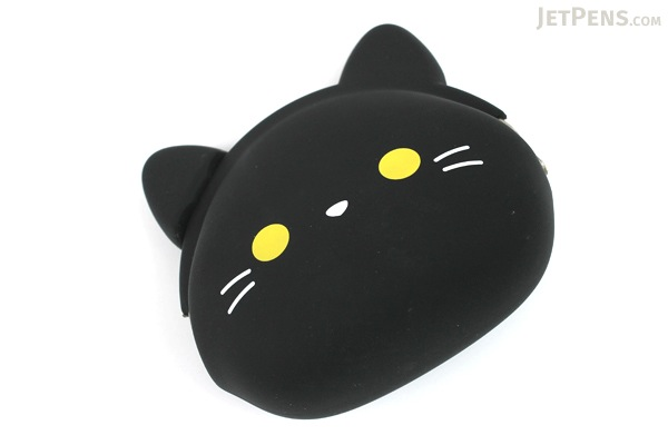 P+G Mimi Pochi Friends Case - Black Cat - P+G MIMI KURO