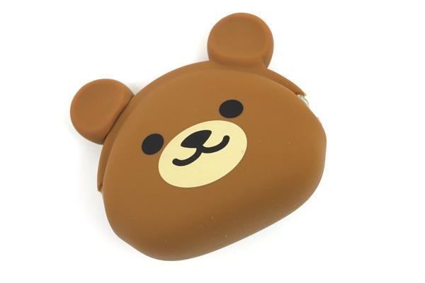 P+G Mimi Pochi Friends Case - Bear - P+G MIMI KUMA