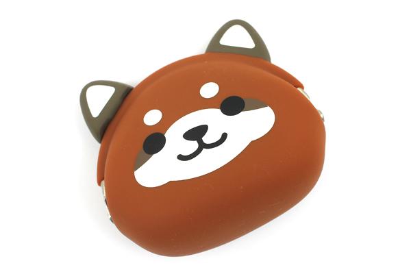P+G Mimi Pochi Friends Case - Red Panda - P+G MIMI LESSER PANDA