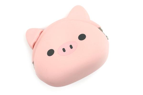 P+G Mimi Pochi Friends Case - Pig - P+G MIMI BOO