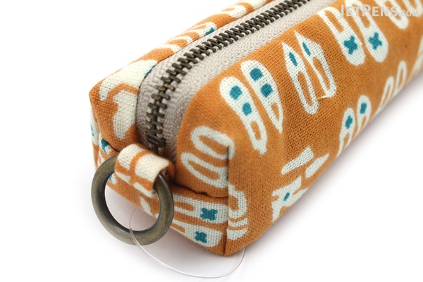 Miyamoto Collection Retro Komon Pen Case - Shoes - MIYAMOTO 07300