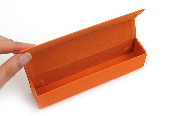 Moleskine Travelling Collection Case - Cadmium Orange - MOLESKINE 978-88-6732-093-6