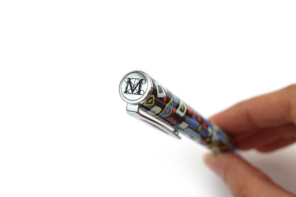 Metropolitan Museum of Art Ballpoint Pen - Medium Point - Klimt - MM 1402/KVW