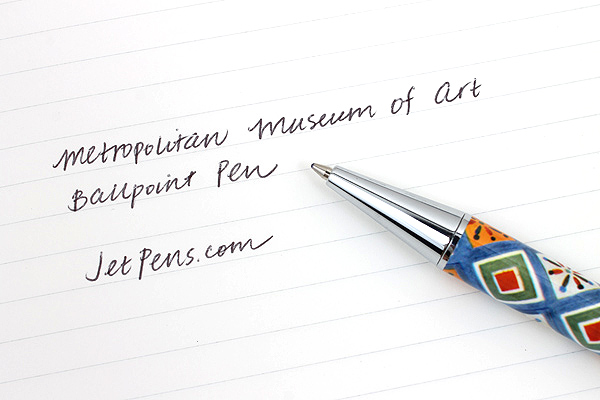 Metropolitan Museum of Art Ballpoint Pen - Medium Point - Egyptian Ceiling - MM 1802/EGY