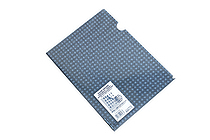 Kokuyo Clear Folder - Security View - A4 - Blue - KOKUYO FU-SS750B
