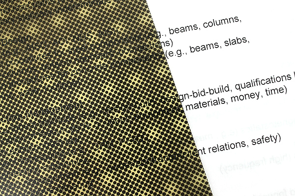 Kokuyo Clear Folder - Security View - A4 - Yellow - KOKUYO FU-SS750Y
