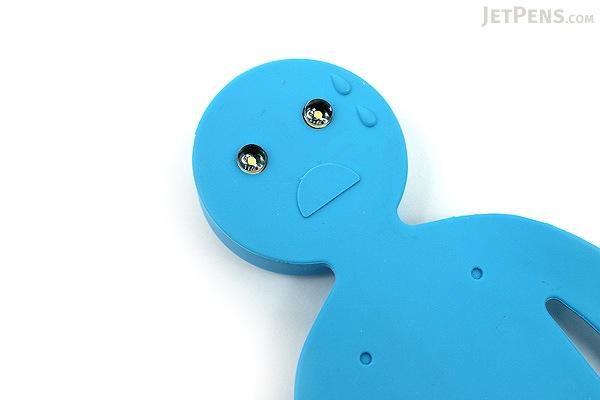 Raymay Light Man Bendable Book Light - Blue - RAYMAY LTM130A