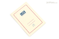 Life Vermilion Notebook - B6 - Lined - LIFE N67