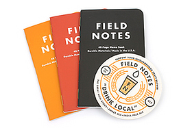 New Products: Field Notes Fall Edition, File Holders, Art Pens, and Much More!