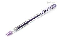 Yasutomo Y&C Gel Xtreme Gel Pen - 0.7 mm - Metallic Purple - YASUTOMO GX100V