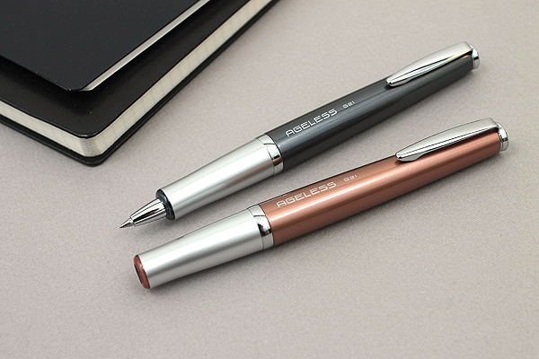 Pilot Ageless Future Gel Pen - 0.7 mm - Copper Body - PILOT 61041