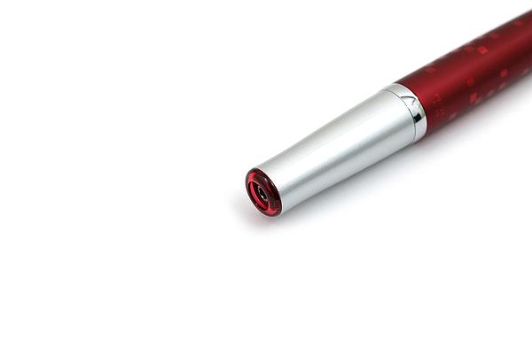 Pilot Ageless Future Ballpoint Pen - 1.0 mm - Mosaic Red Body - PILOT 61012