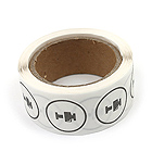 Inkwell Architectural Tape Dots