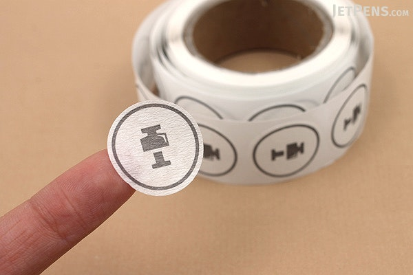 Inkwell Architectural Tape Dots - INKWELL PBP 101