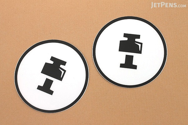Inkwell Stickers - Pack of 2 - INKWELL PBP 102