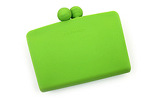 P+G Sepa-Pochi Card and Coin Case - Green - P+G SEPAPO GR