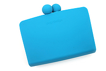 P+G Sepa-Pochi Card and Coin Case - Blue - P+G SEPAPO BL