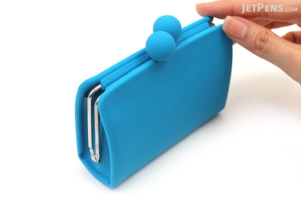 P+G Sepa-Pochi Card and Coin Case - Blue - P+G SEPAPO BL