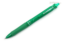 Pilot Acroball Color Ballpoint Pen - 0.5 mm - Green - PILOT BAB-15EFC-G