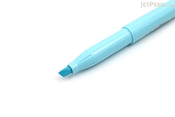 Pilot FriXion Light Soft Color Erasable Highlighter - Soft Blue - PILOT SFL-10SL-SL