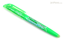 Pilot FriXion Light Erasable Highlighter - Green - PILOT SFL-10SL-G