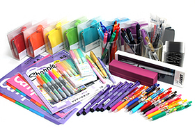 New Products: A Rainbow of Pens, Pouches, and Paper!