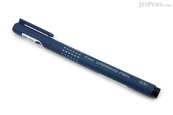 Pilot Drawing Pen - Water-Based Ink - 05 - Black - PILOT S-15DRN5-B