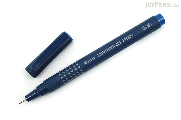 Pilot Drawing Pen - Water-Based Ink - 02 - Blue - PILOT S-15DRN2-L