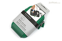 Moleskine Travelling Collection Shell Case - XS - Oxide Green - MOLESKINE 978-88-6613-808-2