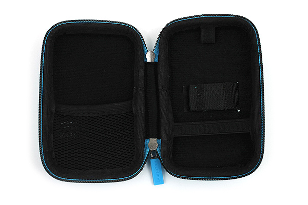 Moleskine Travelling Collection Shell Case - XS - Cerulean Blue - MOLESKINE 978-88-6613-273-8