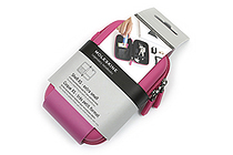 Moleskine Travelling Collection Shell Case - XS - Magenta - MOLESKINE 978-88-6613-807-5